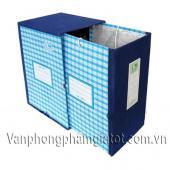 Bìa hộp giấy 3 dây 15P