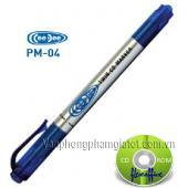 Bút lông dầu TL PM-04 xanh