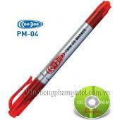 Bút lông dầu TL PM-04 đỏ