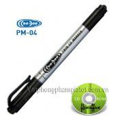 Bút lông dầu TL PM-04 đen