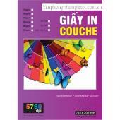 Giấy Couche A4