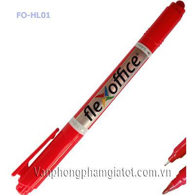 Bút lông dầu TL FO PM-01 đỏ