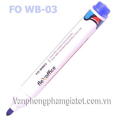Bút lông bảng FO WB-03 xanh