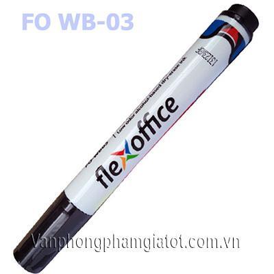Bút lông bảng FO WB-03 đen