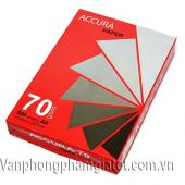 Giấy in Accura A4 70gms